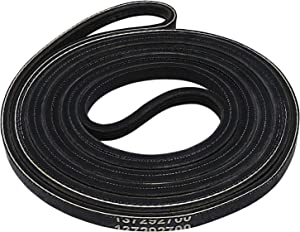 Appliancemate WE12M29 137292700 Dryer Drum Drive Belt Compatible With GE&Frigidaire.
