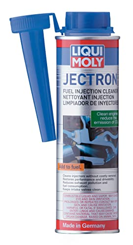Liqui Moly 2007 Jectron Gasoline Fuel Injection Cleaner - 300 ml