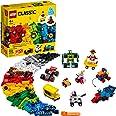 LEGO Classic Rodas e Tijolos