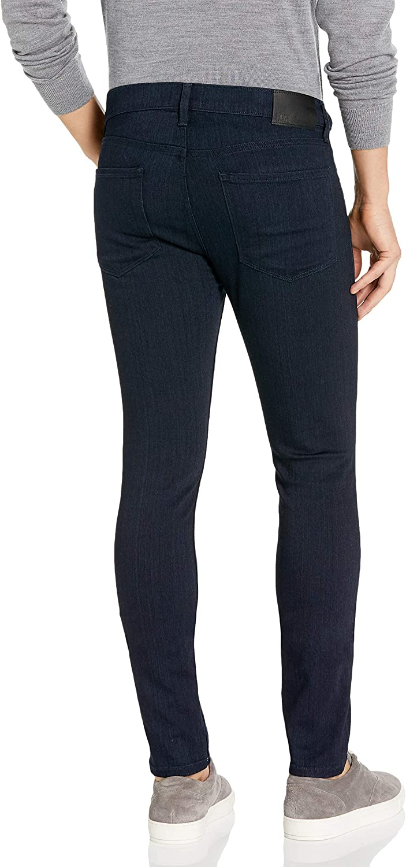 PAIGE Mens Croft Super Skinny Fit Jean in Transcend Inkwell