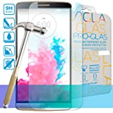 Bytelectro - Protector Pantalla CRISTAL TEMPLADO Premium LG G3 D855