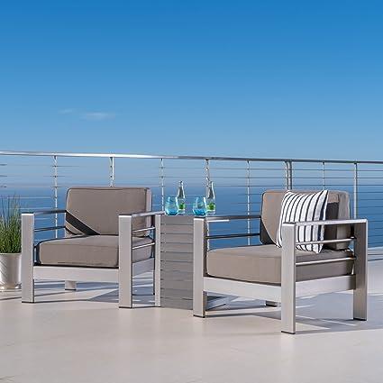 Amazon.com: GDF Studio Crested Bay - Muebles de patio ...