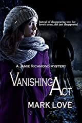 Vanishing Act (A Jamie Richmond Mystery Book 2) Kindle Edition