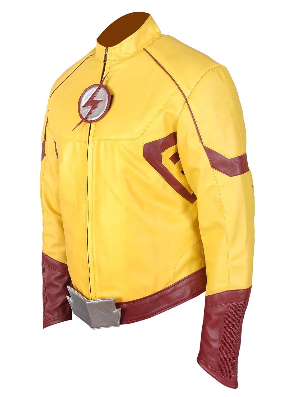 Amazon.com: F&H Kids Kid Flash Wally West Keiynan Lonsdale ...