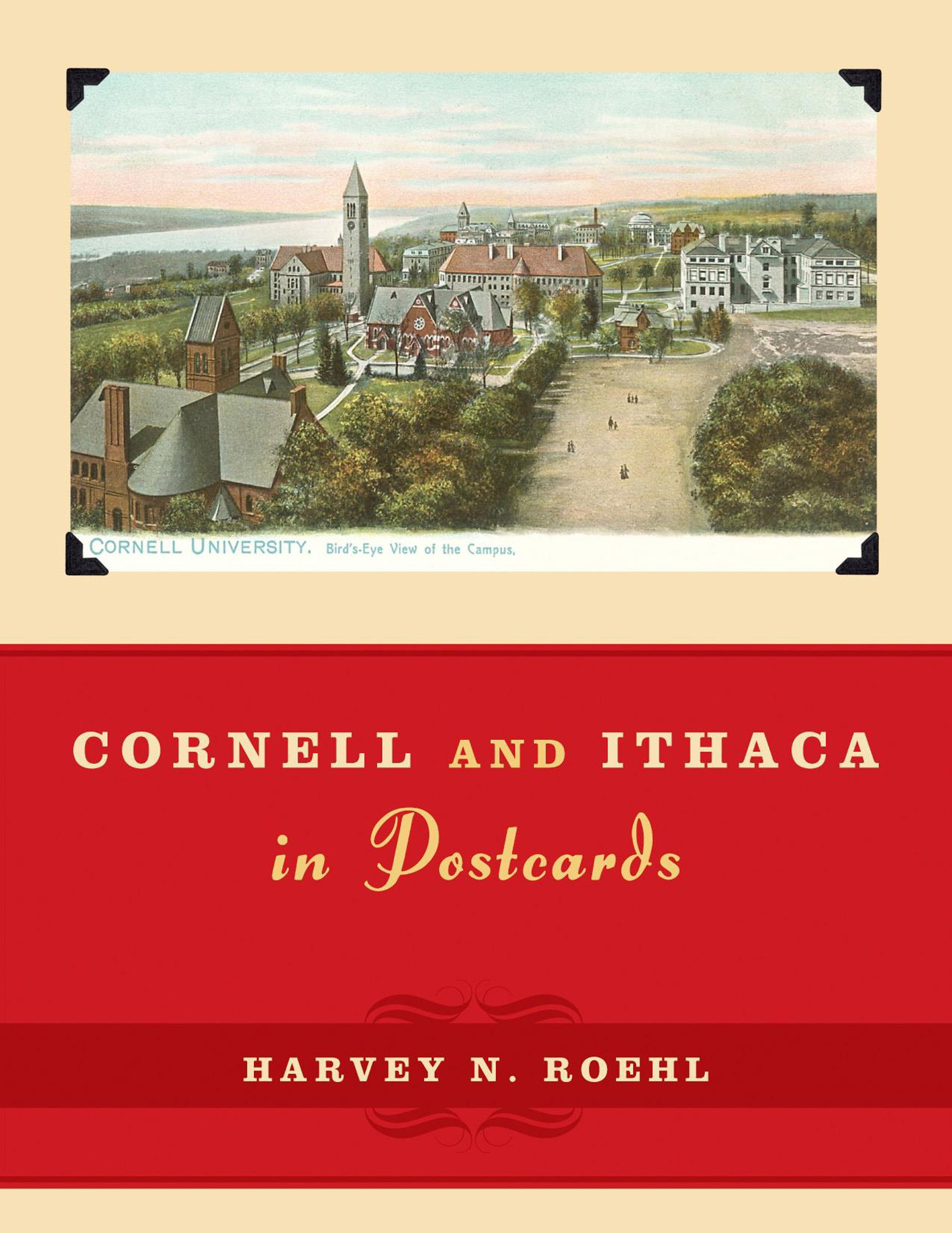 Cornell and Ithaca in Postcards pdf epub