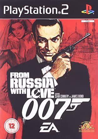 Download Games Download James Bond 007 From Russia With Love For