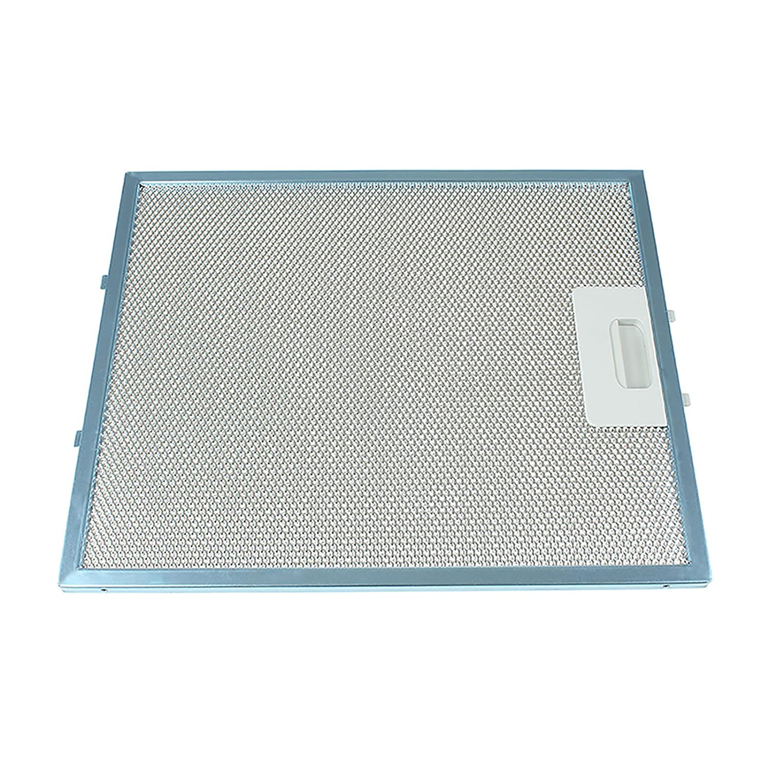 First4Spares Premium Metal Mesh Grease Filter for Cooker Hood Extractor Fans - 30cm x 25cm