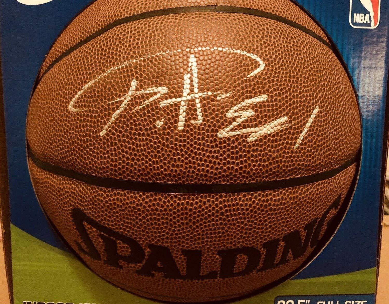 Giannis Antetokounmpo Greek Freak Autographed Signed Nba Autographed Signed Basketball Memorabilia JSA COA