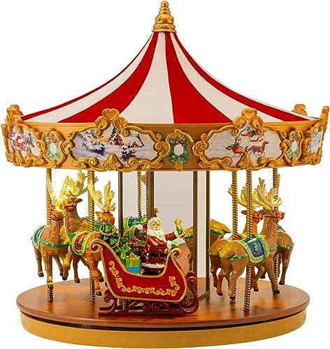 Mr. Christmas 12 Very Merry Carousel