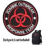Amazon.com: Zombie Outbreak Response Team K9 Patch: Home ...