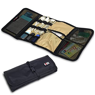 BUBM Universal travel electronic organizer case for travel accessories