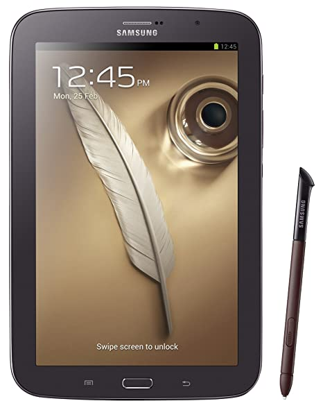 Samsung Galaxy Note 8 0 (16GB, Brown-Black) 2013 Model