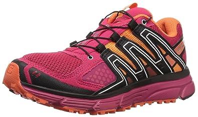 Salomon Women's X Mission 3 W Trail Running Shoe, Virtual