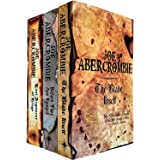 Joe Abercrombie First Law Series 3 Books Collection Set (The Blade Itself, Before They Are Hanged, Last Argument Of Kings)