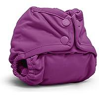 Rumparooz Newborn Cloth Diaper Cover Snap, Purple
