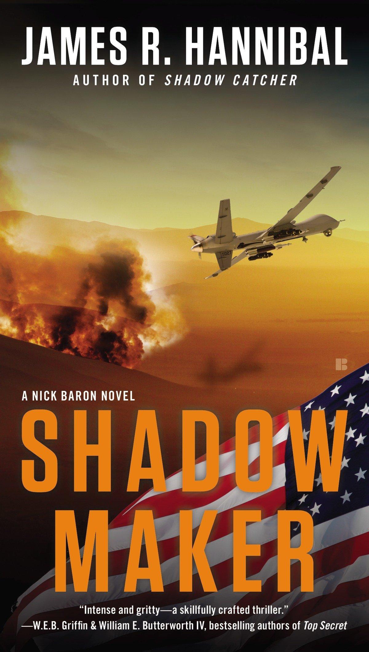 Amazon.com: Shadow Maker (Nick Baron Series) (9780425266908): James R.  Hannibal: Books