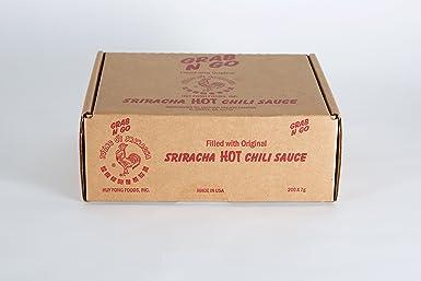Grab N Go Huy Fong Sriracha - Salsa de chile caliente ...