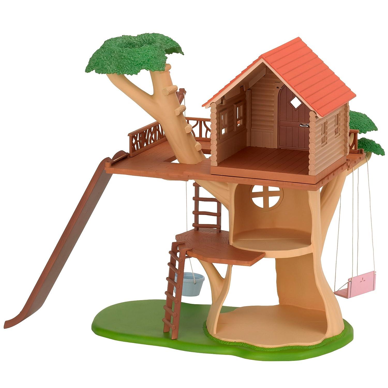 Sylvanian Families 2882 Mini-poupée Cabane dans les Arbres Epoch