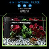 NO.17 Submersible Aquarium Internal Filter