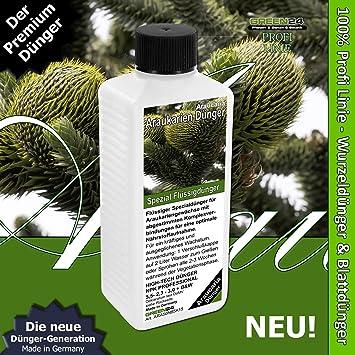Araukarien-dünger High-tech, Pflanzen Dünger Für Araucaria ... Dunger Fur Den Garten Pflanzen Kuche