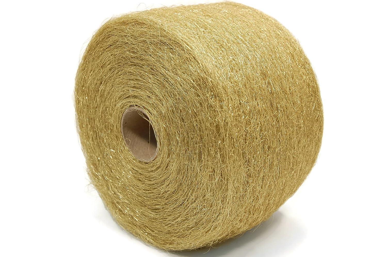 Rogue River Tools Brass Wool 1lb Roll Fine