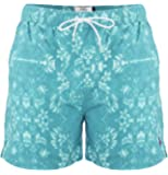 Mens Pride & Soul Swimming Shorts Trunks Stripes Beach Mesh Lined Casual Summer S-XXL