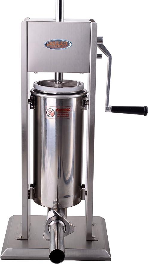 "THE BEST 1//2/"" Stainless Steel Sausage stuffer funnel tube Fits HAKKA stuffers"