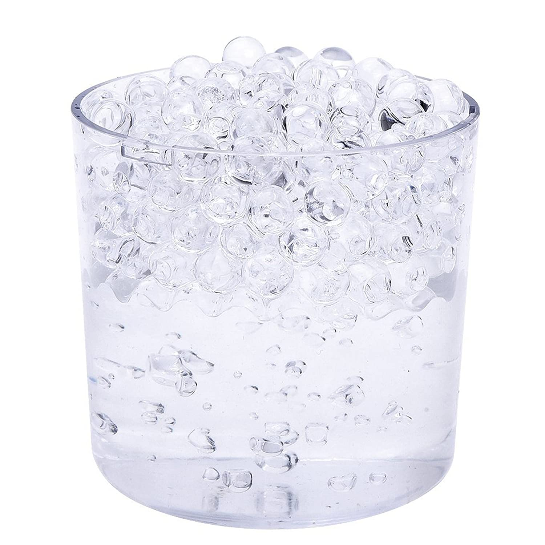Clear Water Beads Aqua Crystal Balls Soil Vase Party Wedding ...