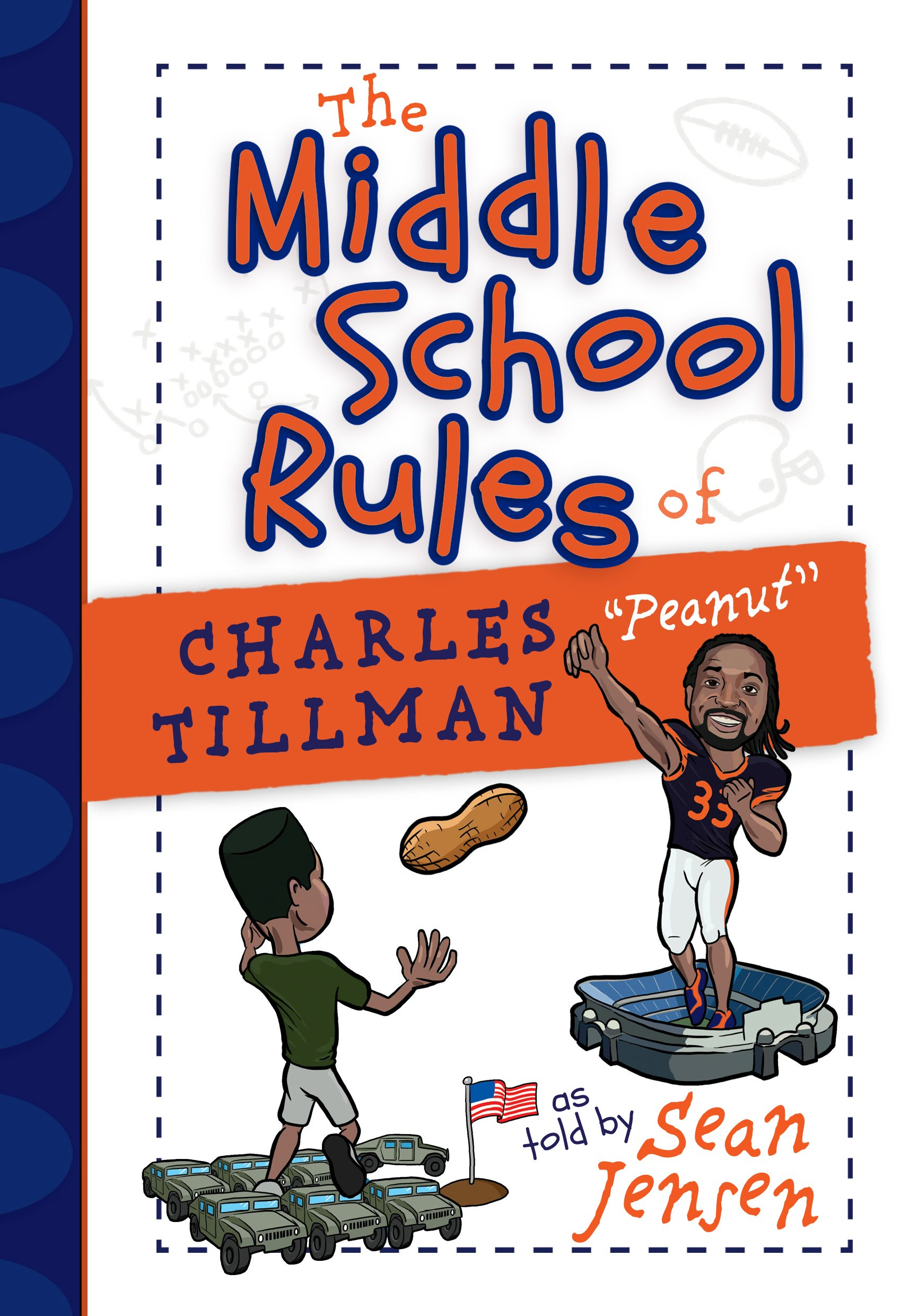 The Middle School Rules of Charles Tillman: Peanut