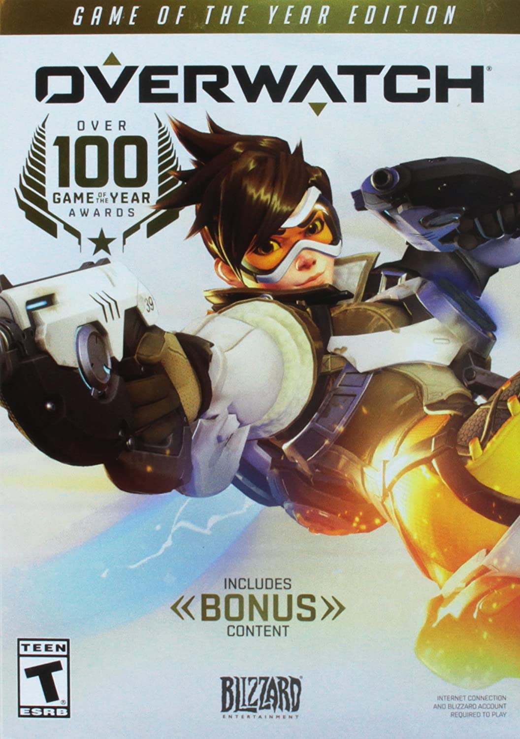 Amazon Com Overwatch Game Of The Year Edition Pc Video Games