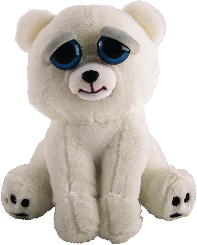Feisty Pets Peluche Oso Polar, única (Goliath Games 32326)