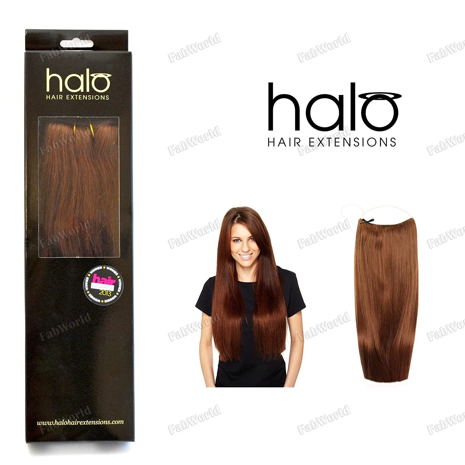 Halo Hair Extensions The Halo Piece 16 Colour 2 Dark Brown