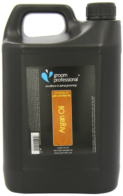 Groom Professional Argan Oil Conditioner, 4 Litre 842200