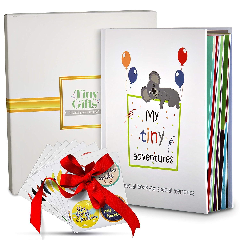 Amazoncom Baby Memory Book First 5 Years Photo Album Journal