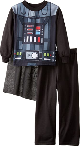 Star Wars Boys Darth Vader Pajamas 2 Pack