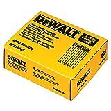 DEWALT Finish Nails, 1-1/4-Inch, 16GA, 2000-Pack