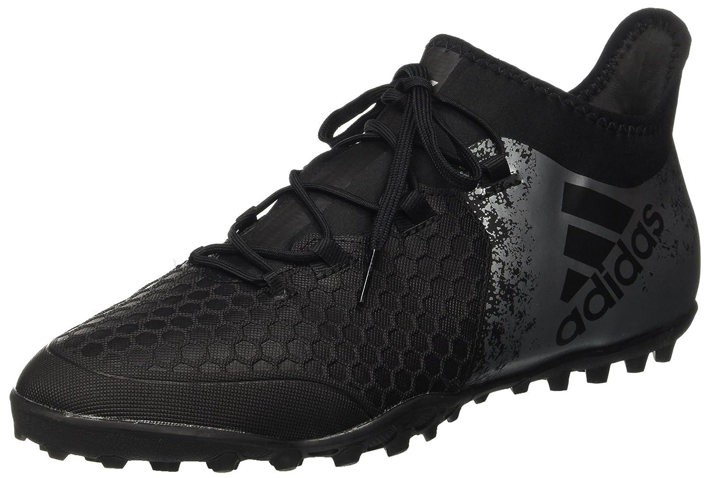 Adidas Herren X 16.2 Cage Fußballschuhe Schwarz