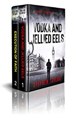 The Danny Pearson Thriller Series: Books 1-2 (A Danny Pearson Thriller) Kindle Edition
