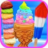 Crazy Cones Ice Cream - Kids Ice Cream Scoops, Sundaes & Frozen Ice Popsicles FREE