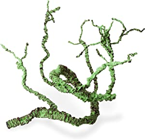 Jungle Vines FlexiblePet Habitat Decor for Lizards, Frogs, Snakes and Other Reptiles