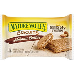 Nature Valley Almond Butter Biscuits 16ct, 1.35oz