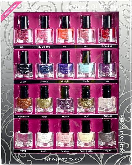 The Color Workshop Maquillaje, Esmaltes de Uñas - 1 pack: Amazon.es: Belleza