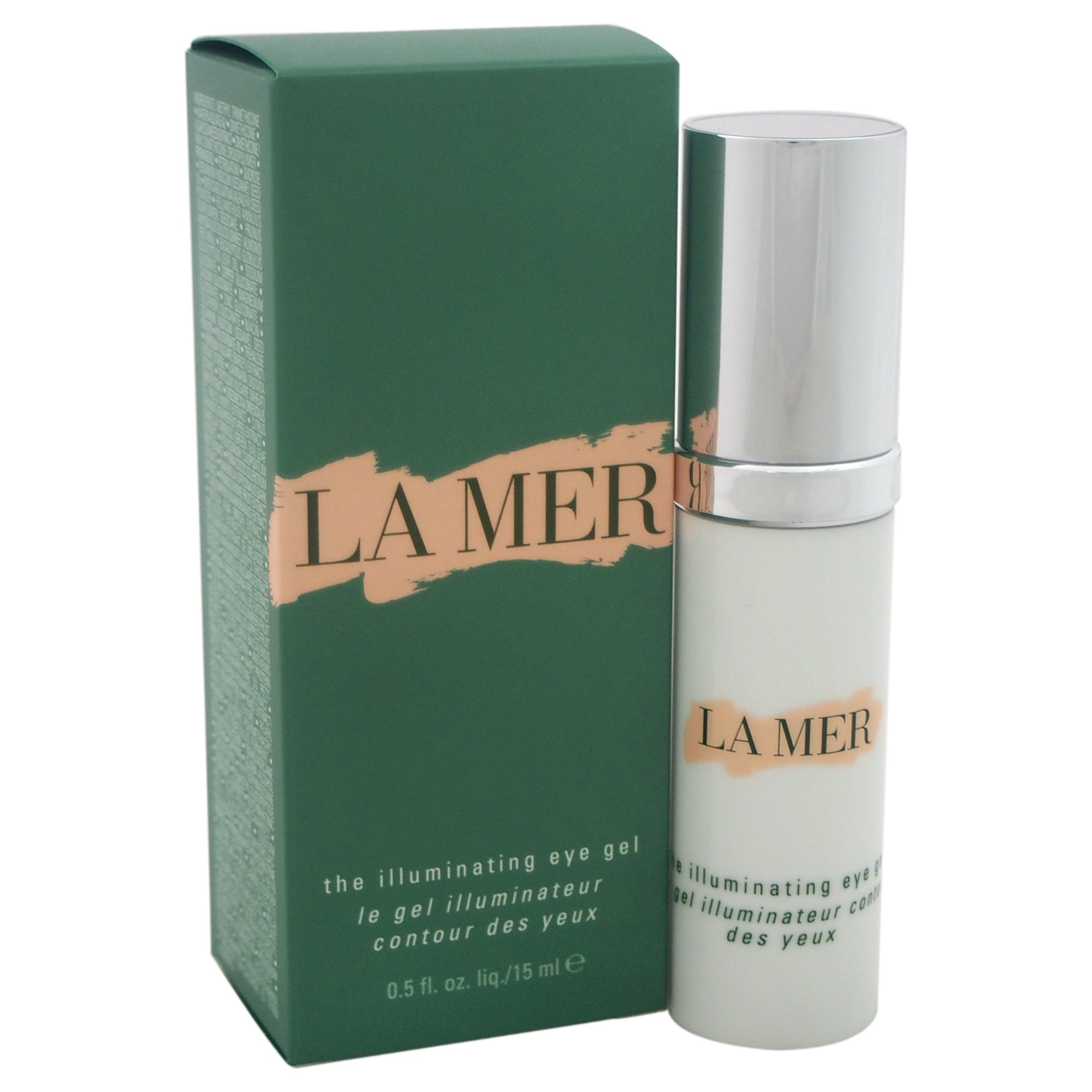 La Mer The Illuminating Eye Gel for Unisex, 0.5 Ounce