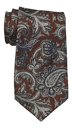 Jos. A. Bank Signature Collection Corbata de cachemira marrón ...