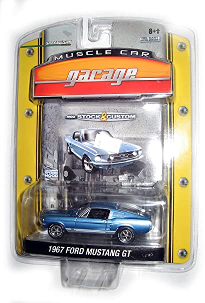 Amazon Com Greenlight Muscle Car Garage Mcg Series 5 1967 Ford