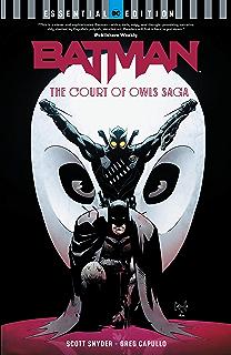 Amazon Com Batman By Scott Snyder Greg Capullo Box Set
