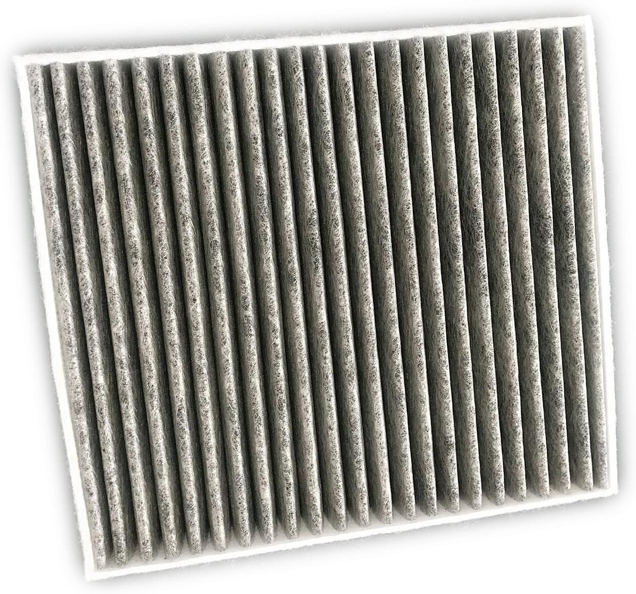 Double Carbon Cabin Air Filter For 16-18 Ram 1500 2500 3500 Smog Cleenaire CAF6831 The Most Advanced Protection Against Dust Odors and Allergens Gases