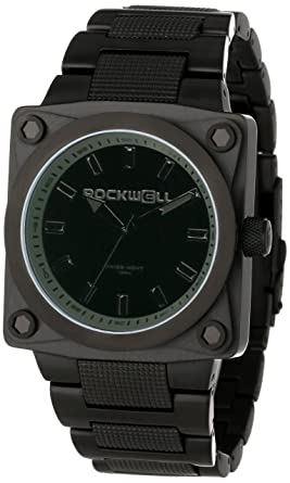 Rockwell 747 Mens Quality Watches - Phantom Black / One Size