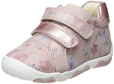 76ac7ec3abad5 Amazon.com: Geox Kids Baby Girl's Newbalu Girl 19 (Infant/Toddler): Shoes