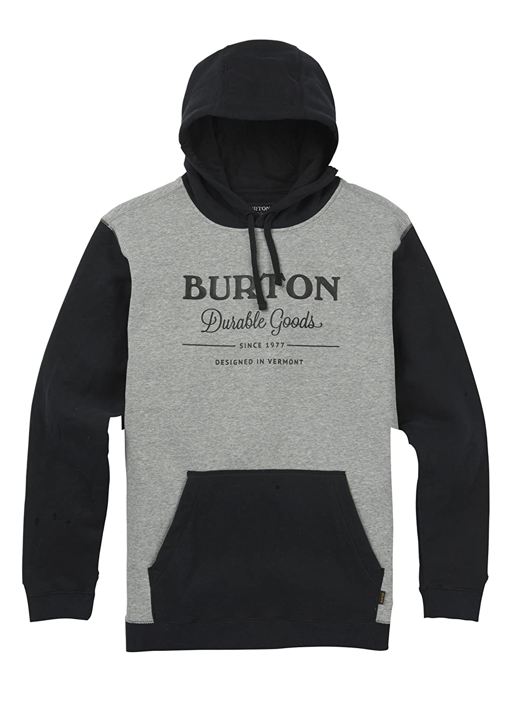 Burton Men's Durable Goods Pullover Burton Snowboards 178881